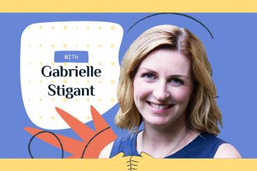photo of Gabrielle Stigant